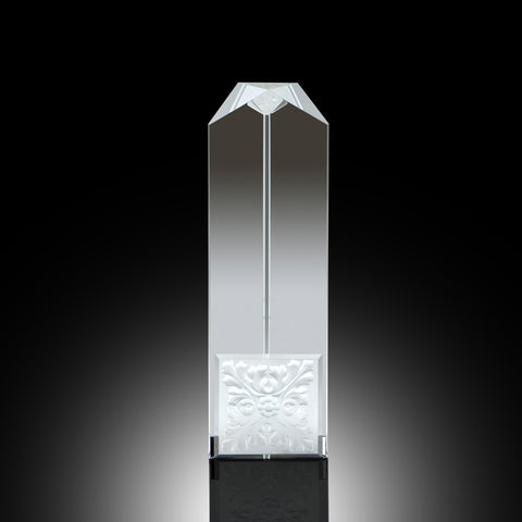 Window of Opportunity Elite Crystal Award