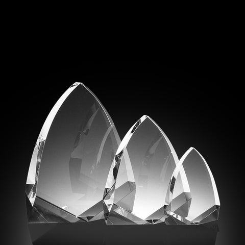 Cathedral Elite Crystal Award