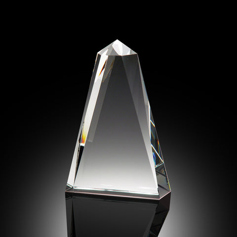 Big Top Elite Crystal Award
