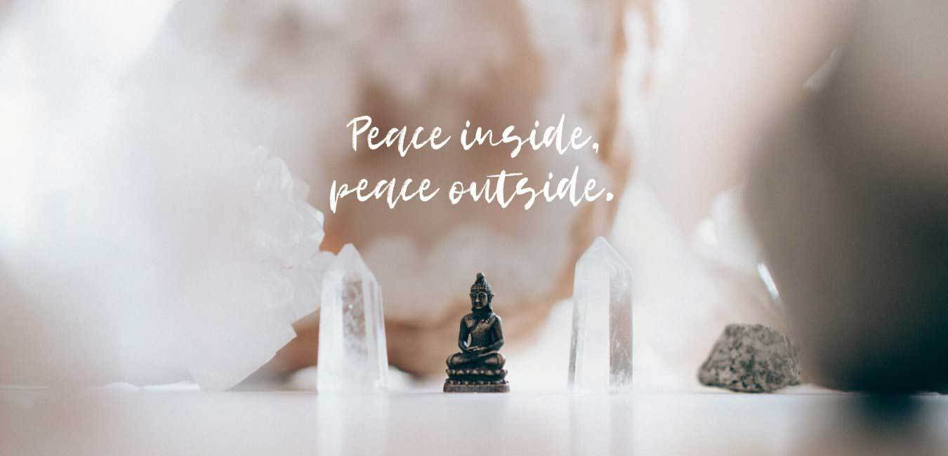 Peace Inside, Peace Outside