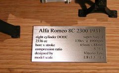 Alfa Engine Kit - A001