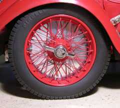 Alfa Replacement Tire - A011