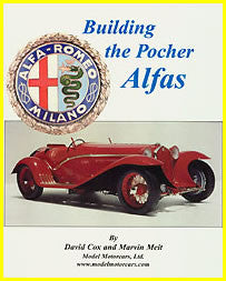 Book - Pocher Alfa Romeo - K002