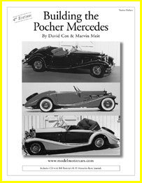 Book - Pocher Mercedes - K001