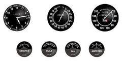 Bugatti Gauge Faces - B009