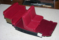 Resin Replacement Seats for Rolls-Royce - R016