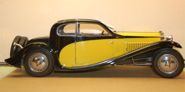 Bugatti Type 50 - e-journal - E004