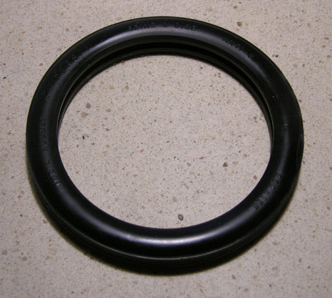 Fiat Black Tire - Rear - F010