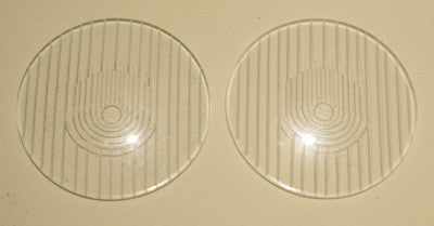 Convex Headlight Lenses - M005l