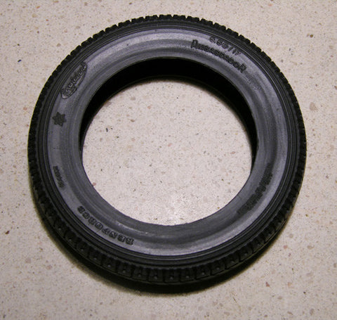 Mercedes Replacement Tire - Black - M030