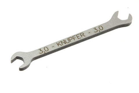Wrench - 3.0 mm - K030