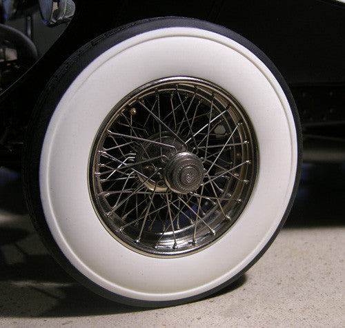 Mercedes Benz Rims >> Rolls-Royce Replacement Tire - Whitewall - R035w – Model Motorcars