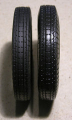 Rolls-Royce Replacement Tire - Whitewall - R035w