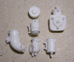 Resin Carburetor - R006R