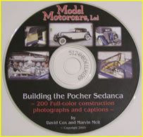Building the Pocher Sedanca - D006