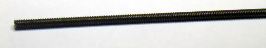 Rod - Threaded Steel - 2.0 mm - Z047