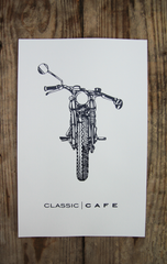 Classic Cafe Print
