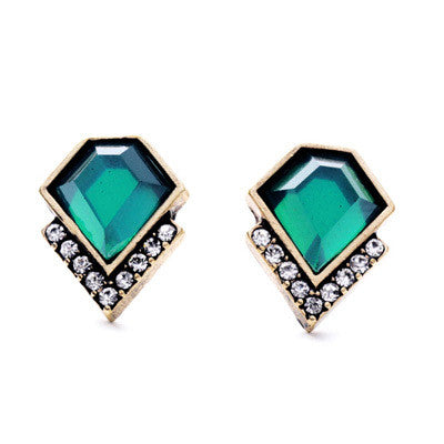 Emeralle Studs