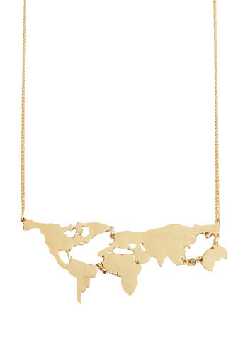 Cityline Collection - World Map