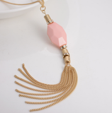 Tassel Collection – Rose Gold