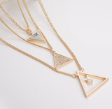 Layered Up – Triple Triangle