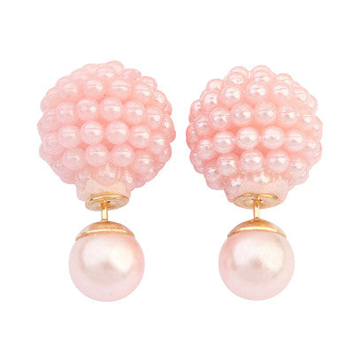 Double Pearls - Caviar Pink
