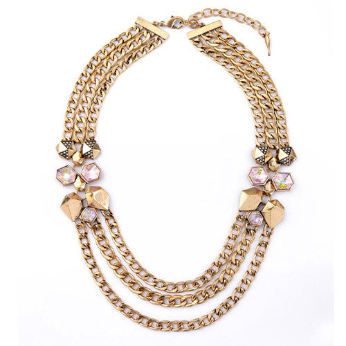 Aphrodite Statement Necklace