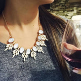 Champagne Bubbles Necklace
