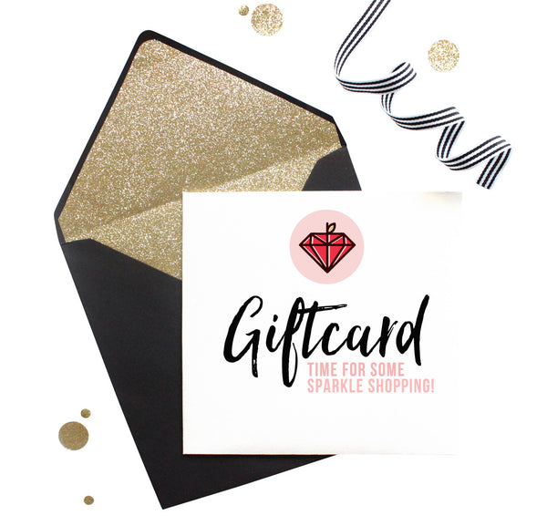 Give the gift of sparkle!