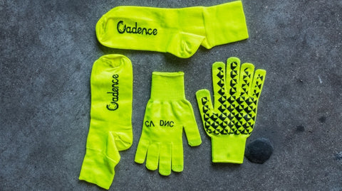 cadence Collection Cycle gloves