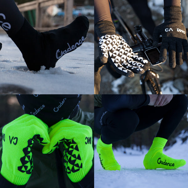winter cycling accessories