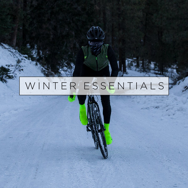 cadence collection winter cycling shoe covers