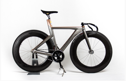 Colossi bicycle frame