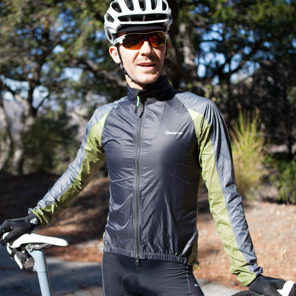 Cadence Pinehurst cycling jacket - Colour Block Race fit