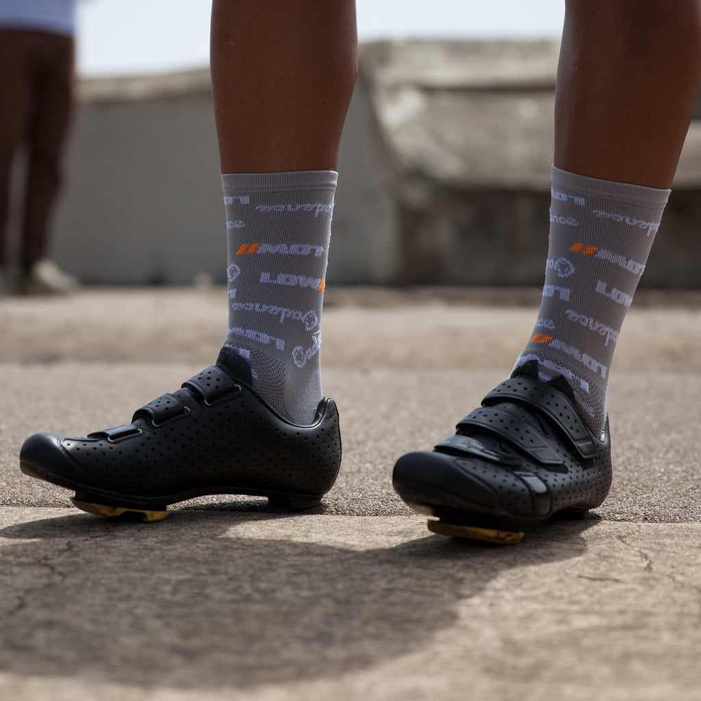 Cadence X Low Socks
