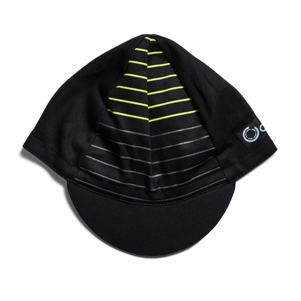 Cadence Hurst Cycling Cap - Black