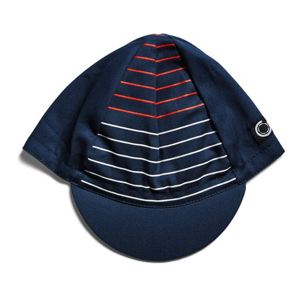 Cadence Hurst Cycling Cap - Navy
