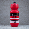 Cadence Europa Red Cycling Water Bottle