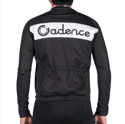 Cadence Minus Long Sleeve Cycling Jersey