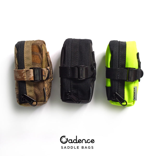 Bag - Cadence Saddle Bags