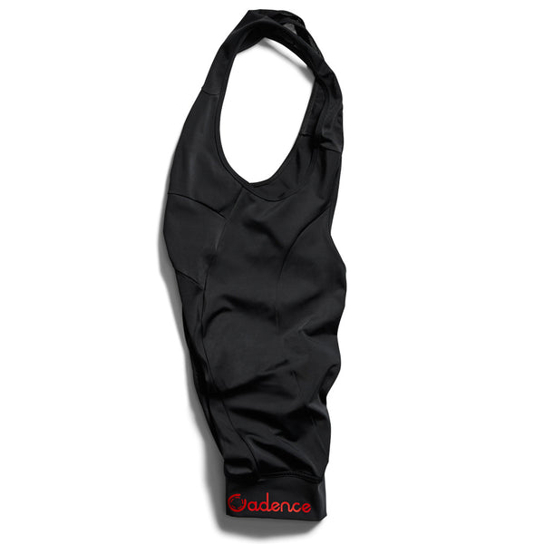 Cadence Bibs - Lux Full Bib Short - Red Logo