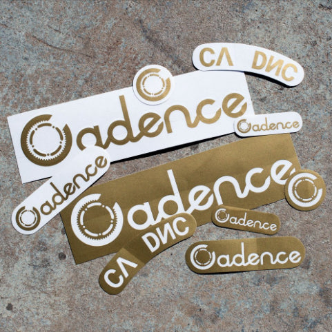 Cadence Stickers - STICKER PACK (10PCS)
