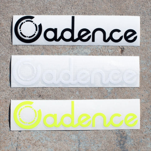 Cadence Stickers - STICKER PACK (6