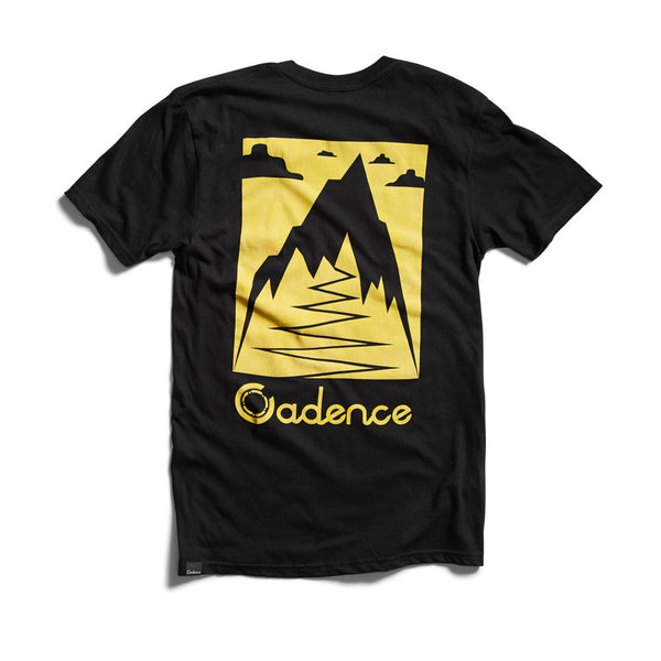 Cadence Tee - KING OF THE HILL T-SHIRT - BLACK