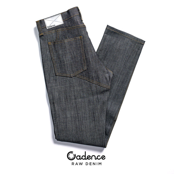 Trousers - Cadence Raw Denim