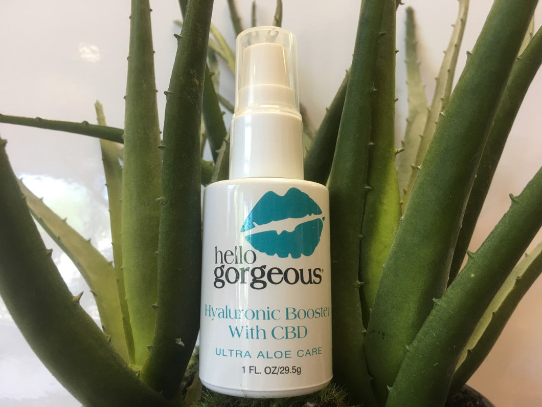 Hyaluronic Booster With CBD