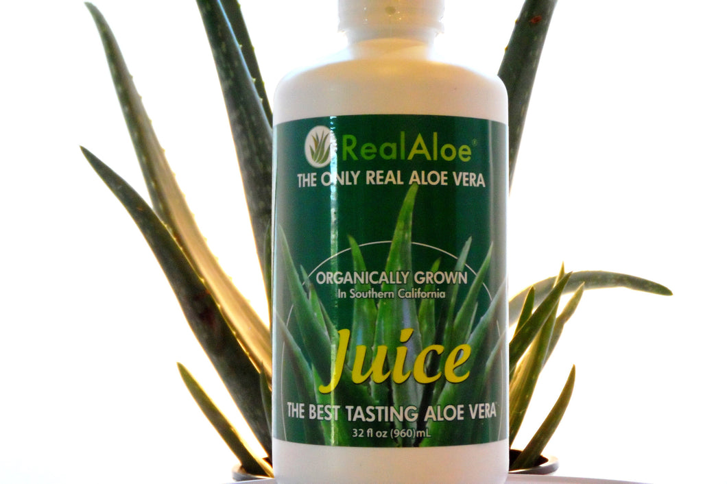 Aloe Vera Juice Concentrate