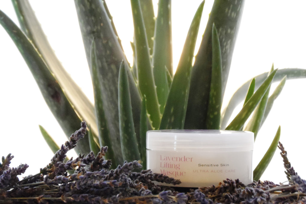 Gentle Lavender Lifting Mask