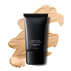 Liquid Powder Mineral Foundation