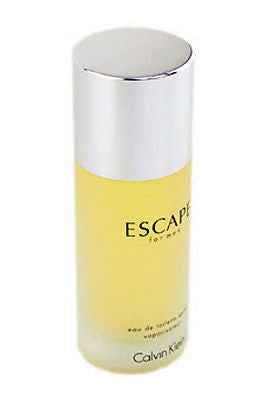 ESCAPE by Calvin Klein COLOGNE  3.4 oz NEW 3.3 TESTER